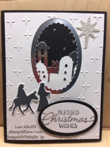 Stampin Up Night in Bethlehem