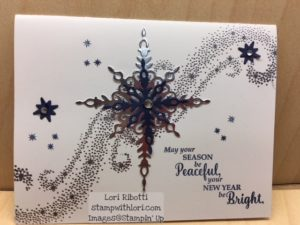 Stampin Up Star of Light