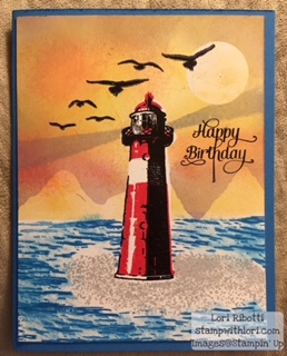 Stampin Up High Tide