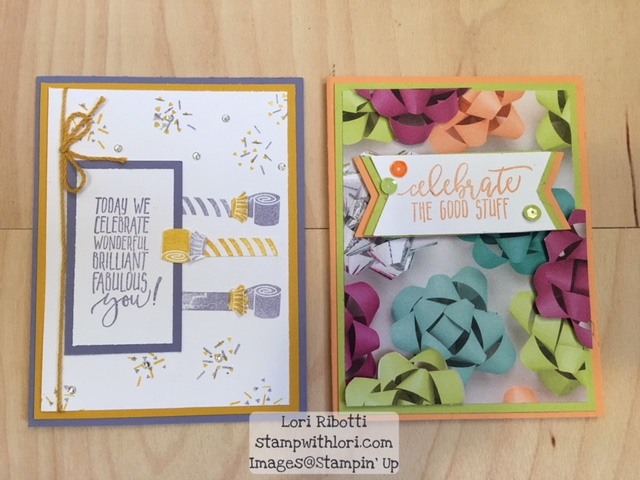 stampin up Picture Perfect